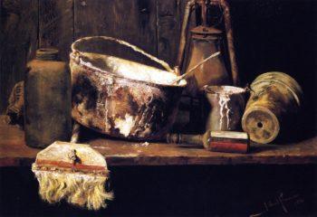 Still LIfe   John Bond Francisco   oil painting