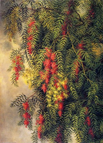 The Pepper Tree | Ellen Burpee Farr | oil painting