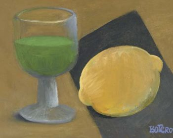 Still Life | Fernando Botero | oil painting