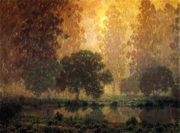 Landscape | Granville Redmond | oil painting