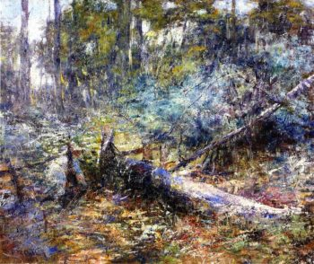 At Macedon | Frederick McCubbin | oil painting