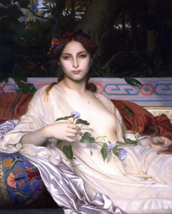Albayde | Alexandre Cabanel | oil painting
