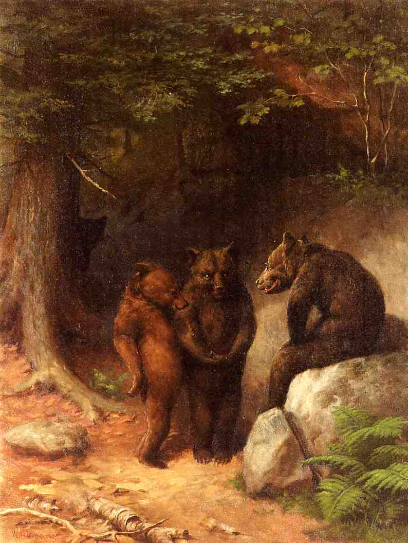 So You Wanna Get Married Eh | william holbrook beard | oil painting