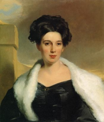 Mary Anne Heide Norris | Thomas Sully | oil painting