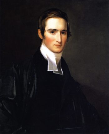 The Reverend George Houstoun Woodruff | Thomas Sully | oil painting