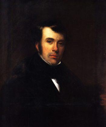 Self Portrait | Charles Codman | oil painting