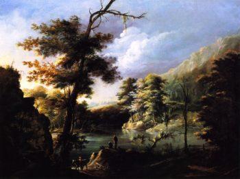 Landscape | Charles Codman | oil painting