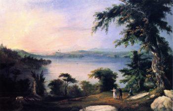 Lake Sebago | Charles Codman | oil painting