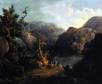 Wilderness Shore | Charles Codman | oil painting