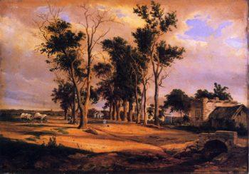 Alameda | Herman Lungkwitz | oil painting