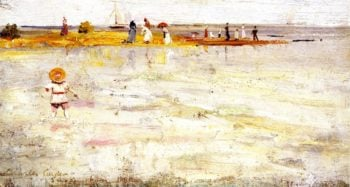 Sandringham | Charles Conder | oil painting