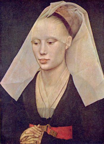 Portr?t einer Dame | Rogier van der Weyden | oil painting