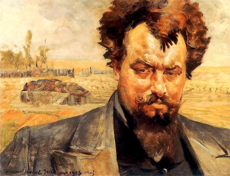 Jan Kasprowicz | Jacek Malczewski | oil painting