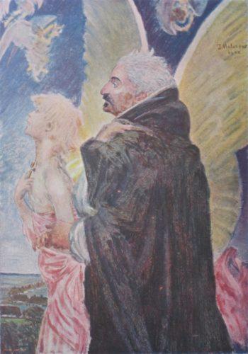 1902Sewer | Jacek Malczewski | oil painting
