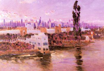 Paisaje 2 | Antonio Munoz Degrain | oil painting