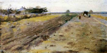 Landscape | Theodore Robinson | oil painting