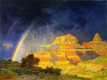 Grand Canyon | Edward Potthast | oil painting