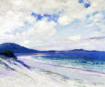 Breezy Day Carmel | Guy Orlando Rose | oil painting