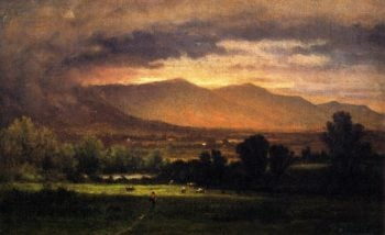 Delaware Valley | George Inness | oil painting