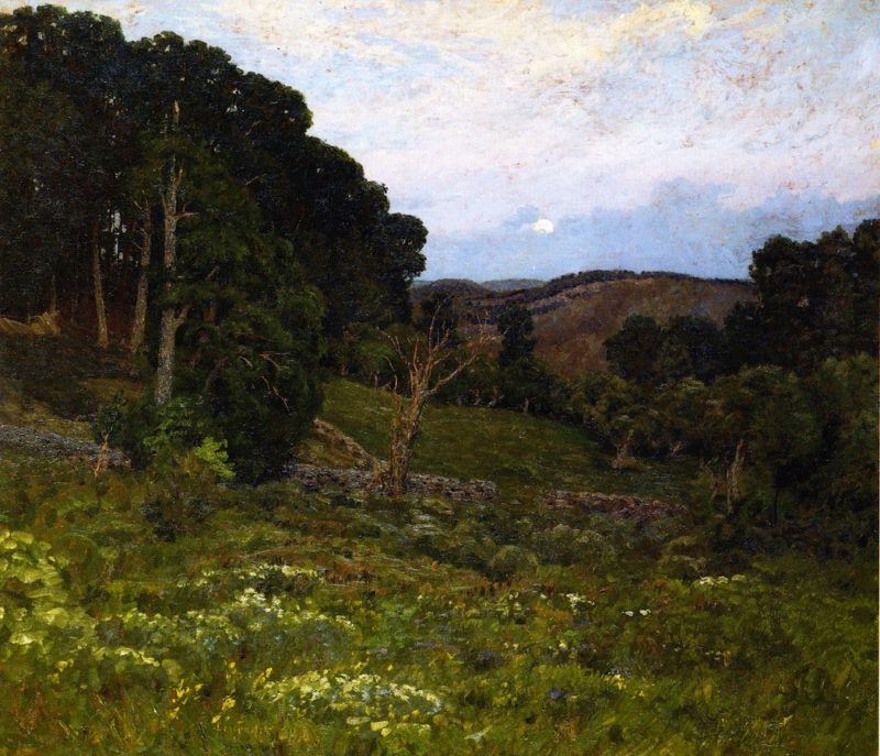 Evening Glow | Ben Foster | oil painting