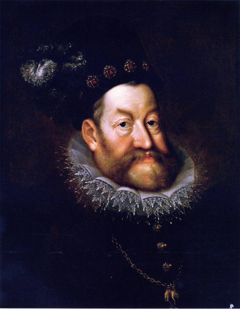 Emperor Rudolf II | Hans von Aachen | oil painting