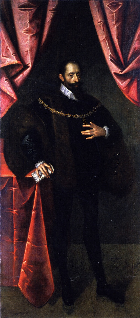 Duke William V of Barvaria | Hans von Aachen | oil painting
