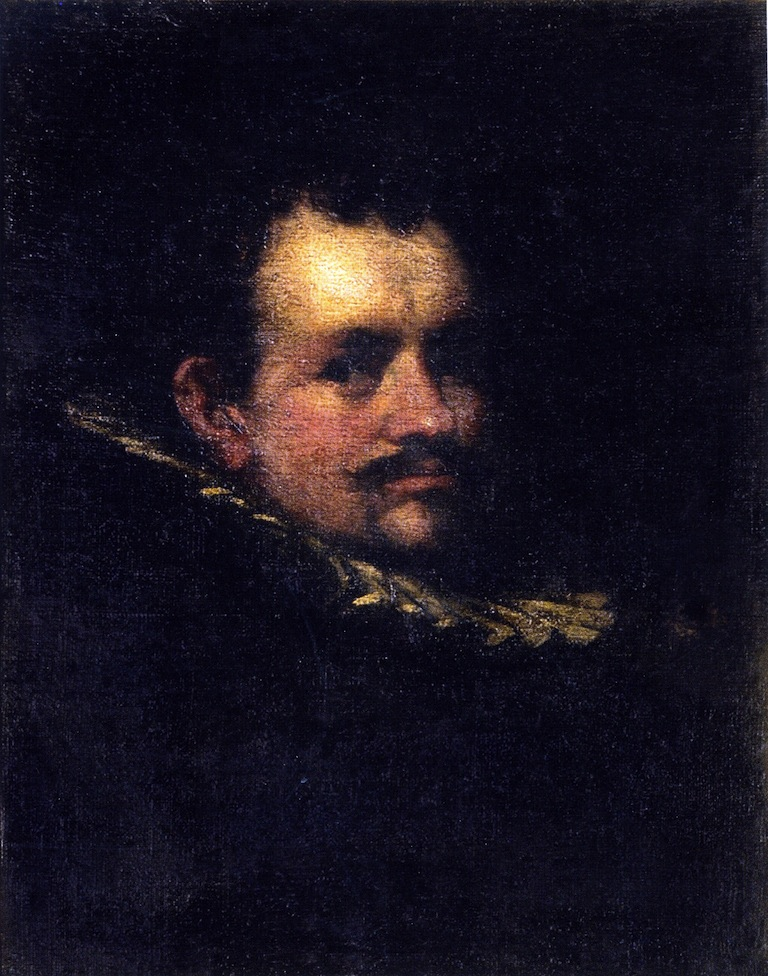 Self Portrait | Hans von Aachen | oil painting