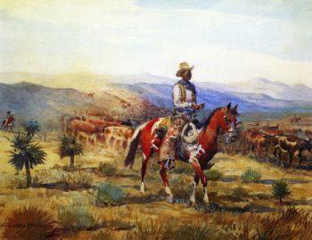 Making Good Time | Edward Borein | oil painting