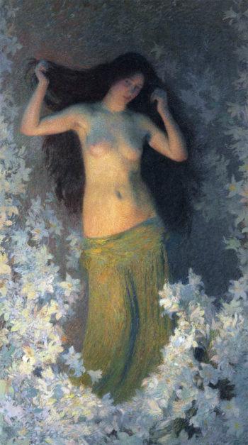 La Beaute | Henri Martin | oil painting