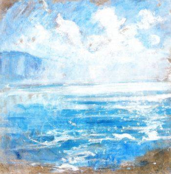 Niagara Gorge | John Twachtman | oil painting