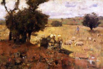 Pastoral | James Guthrie | oil painting