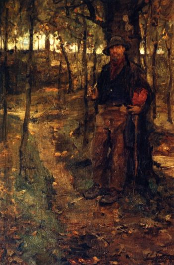 Paid Off | James Guthrie | oil painting