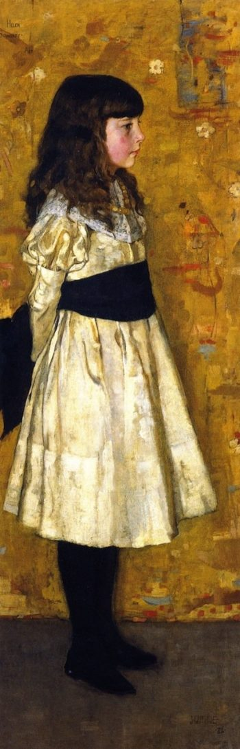 Miss Helen Sowerby | James Guthrie | oil painting