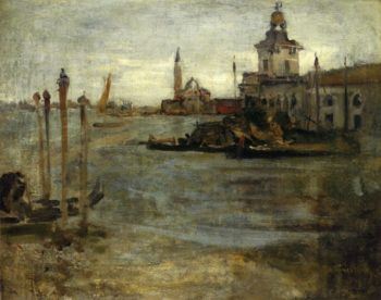 Venice | John Twachtman | oil painting