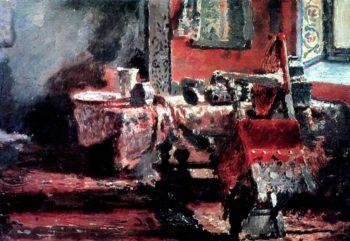 Interior | Ilia Efimovich Repin | oil painting