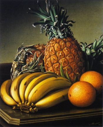 Tropical Still Life | Levi Wells Prentice | oil painting