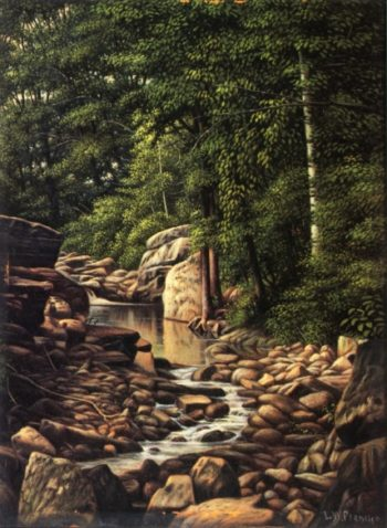 The Stream | Levi Wells Prentice | oil painting