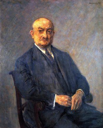 Heinrich Stahl | Max Liebermann | oil painting