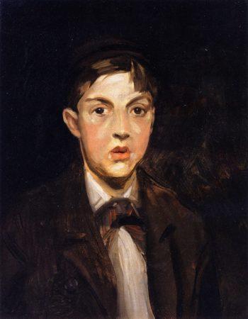 Head of a Boy | John Sloan | oil painting