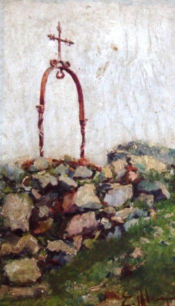 El pozo | Eliseo Meifren i Roig | oil painting