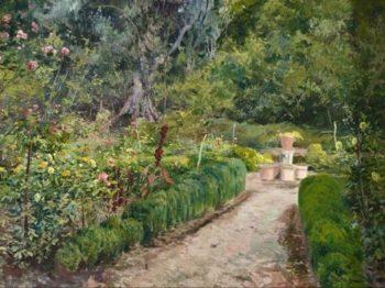 Jardin 2 | Eliseo Meifren i Roig | oil painting