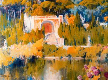 Jardin 4 | Eliseo Meifren i Roig | oil painting