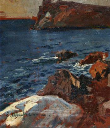 Marina 2 | Eliseo Meifren i Roig | oil painting