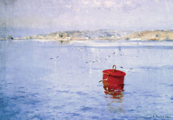 Marina 3 | Eliseo Meifren i Roig | oil painting