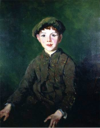 Irish Lad | Robert Henri | oil painting