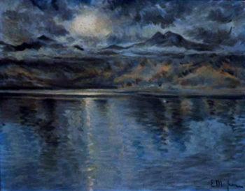 Marina 5 | Eliseo Meifren i Roig | oil painting