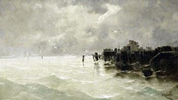 Marina 7 | Eliseo Meifren i Roig | oil painting