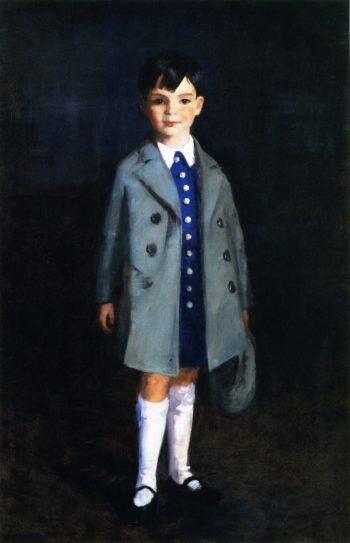 Portrait of Jack Cuddihy | Robert Henri | oil painting