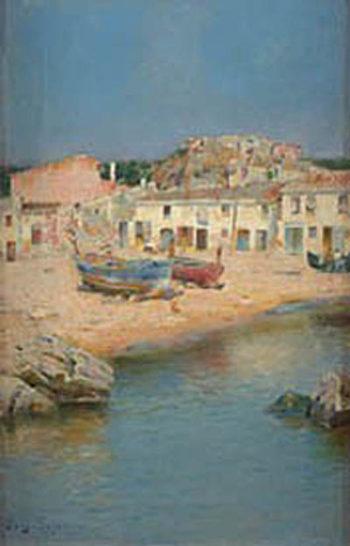Marina 9 | Eliseo Meifren i Roig | oil painting