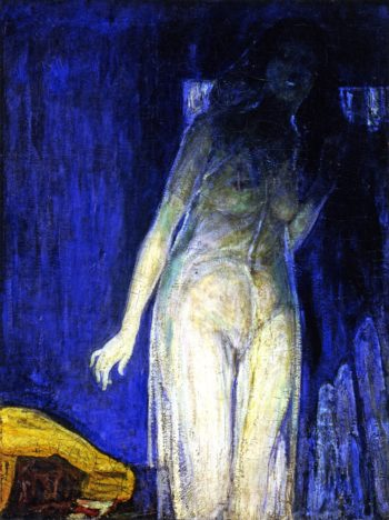 Salome | Henry Ossawa Tanner | oil painting